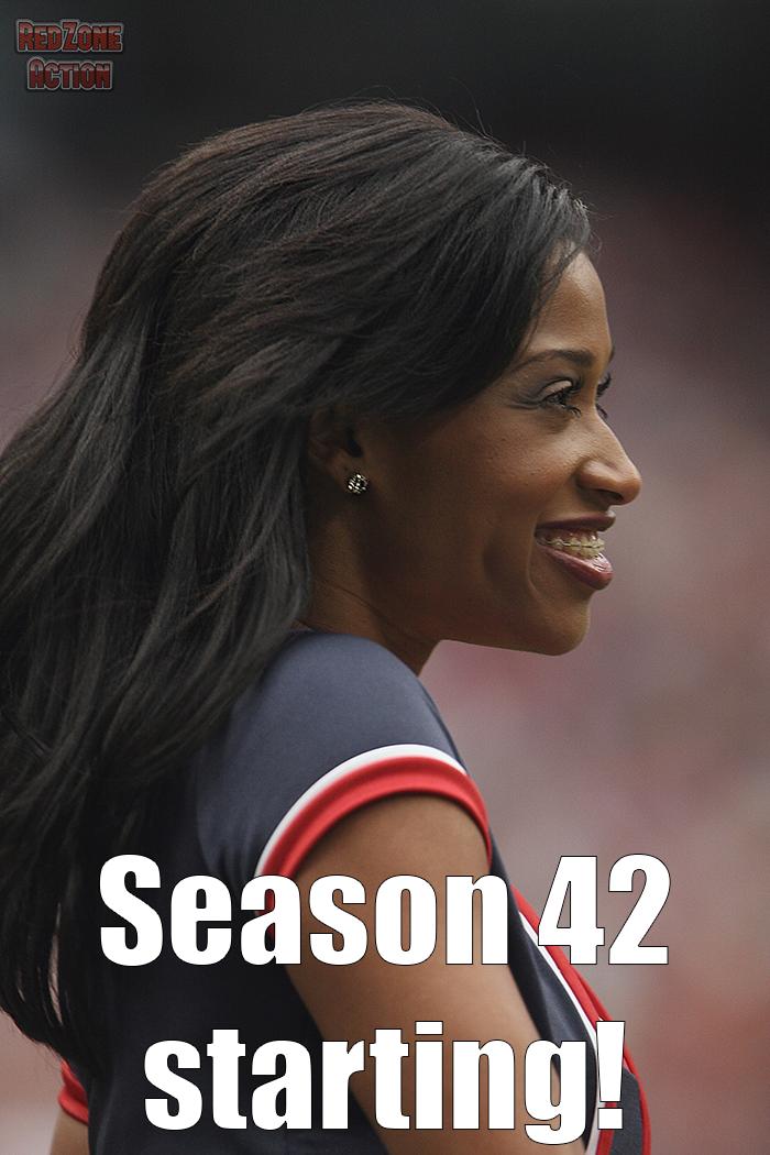 Season 42 starting